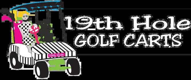 19th Hole Golf Carts